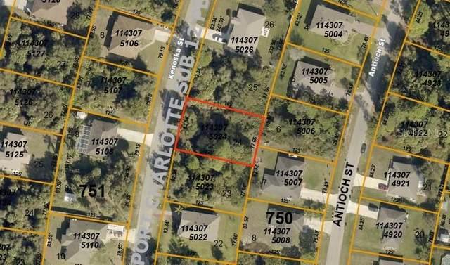 Kenoska Street, North Port, FL 34288 (MLS #A4481010) :: Griffin Group