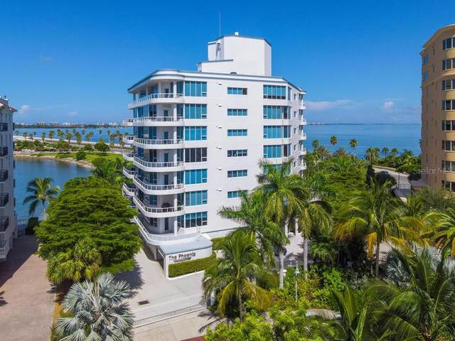 136 Golden Gate Point 101&102, Sarasota, FL 34236 (MLS #A4481011) :: The Light Team