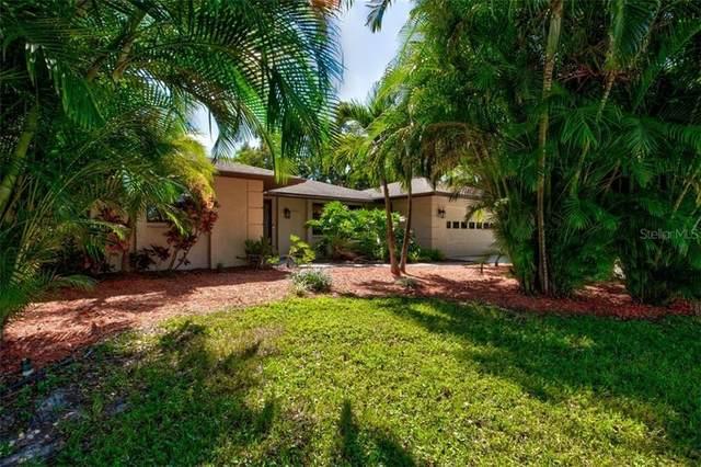 2520 Wilkinson Circle, Sarasota, FL 34231 (MLS #A4481171) :: The Light Team