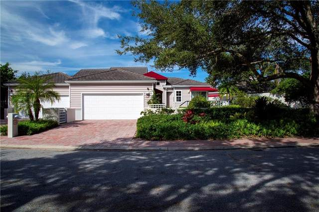 3438 Winding Oaks Drive #43, Longboat Key, FL 34228 (MLS #A4481174) :: Medway Realty