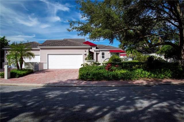 3438 Winding Oaks Drive #43, Longboat Key, FL 34228 (MLS #A4481174) :: The Paxton Group