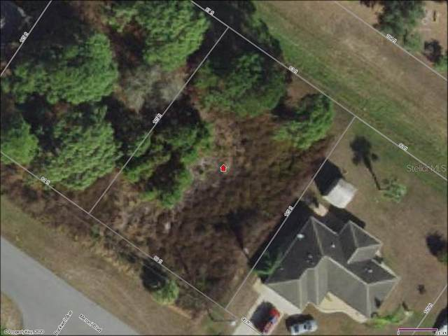 Lot 42, Meroni Boulevard, North Port, FL 34291 (MLS #A4481193) :: Baird Realty Group