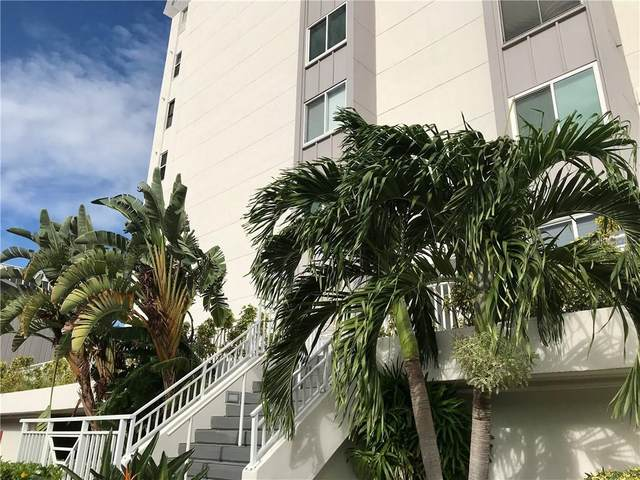 1125 W Peppertree Drive #306, Sarasota, FL 34242 (MLS #A4481200) :: Sarasota Home Specialists