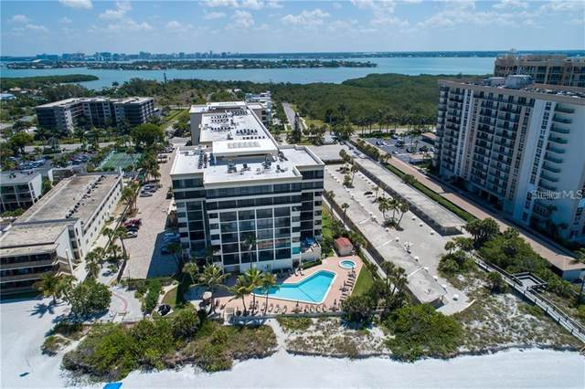 1102 Benjamin Franklin Drive #512, Sarasota, FL 34236 (MLS #A4481270) :: The Paxton Group