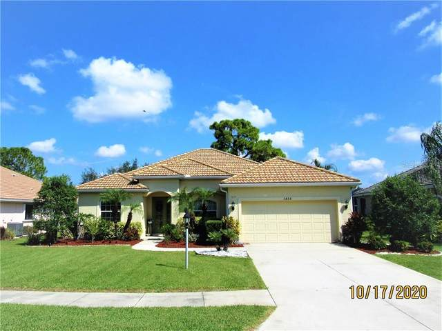 1614 Bobcat Trail, North Port, FL 34288 (MLS #A4481312) :: The Heidi Schrock Team