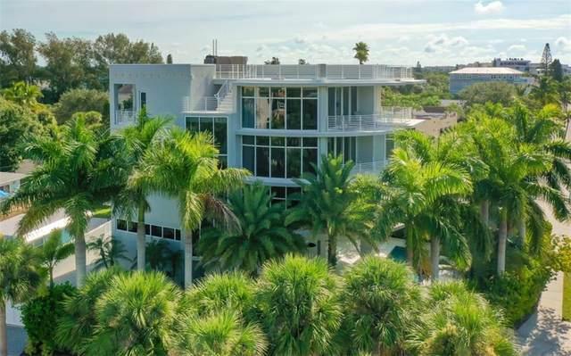 501 Beach Road #8, Sarasota, FL 34242 (MLS #A4481389) :: Pepine Realty
