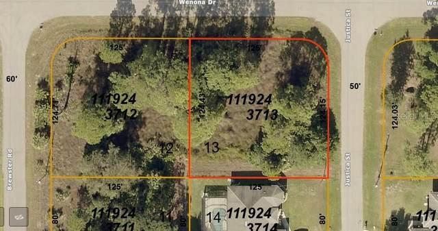 Justica Street, North Port, FL 34288 (MLS #A4481420) :: Dalton Wade Real Estate Group