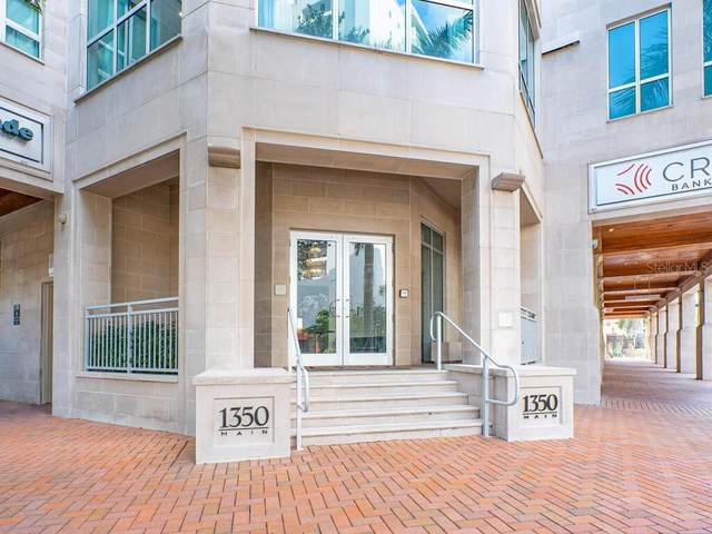 1350 Main Street #608, Sarasota, FL 34236 (MLS #A4481445) :: Your Florida House Team