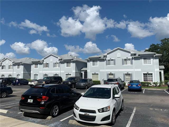 7126 Waterside Drive #31, Tampa, FL 33617 (MLS #A4481462) :: Cartwright Realty