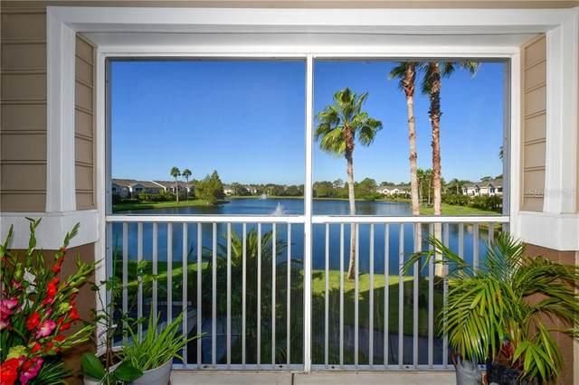 8815 Manor Loop #204, Lakewood Ranch, FL 34202 (MLS #A4481481) :: The Paxton Group