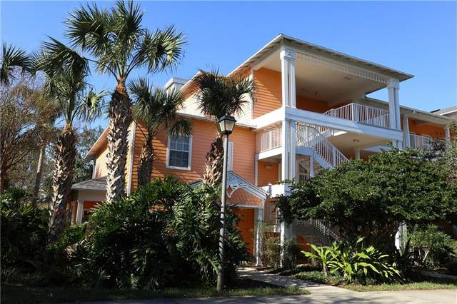 107 New Providence Promenade 9201 #107, Davenport, FL 33897 (MLS #A4481482) :: Keller Williams on the Water/Sarasota