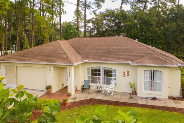 1648 Saracen Lane, North Port, FL 34286 (MLS #A4481488) :: New Home Partners