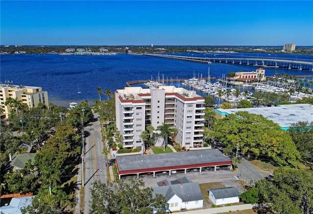 1400 1 Avenue W #704, Bradenton, FL 34205 (MLS #A4481518) :: Prestige Home Realty