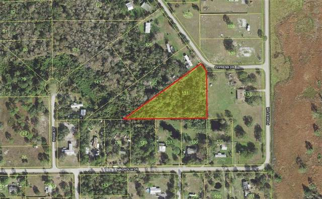 5772 Cypress Drive, Okeechobee, FL 34972 (MLS #A4481525) :: The Paxton Group