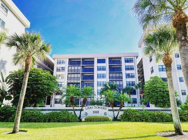 1001 Benjamin Franklin Drive #503, Sarasota, FL 34236 (MLS #A4481550) :: The Paxton Group
