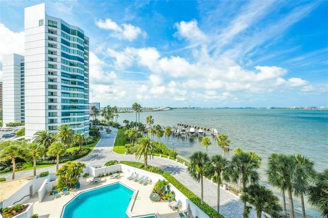 988 Blvd Of The Arts #612, Sarasota, FL 34236 (MLS #A4481597) :: Globalwide Realty