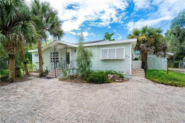 413 Shore Road, Nokomis, FL 34275 (MLS #A4481620) :: Charles Rutenberg Realty