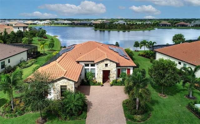 16305 Castle Park Terrace, Lakewood Ranch, FL 34202 (MLS #A4481634) :: Sarasota Home Specialists