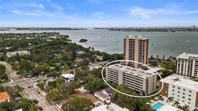 755 S Palm Avenue #301, Sarasota, FL 34236 (MLS #A4481635) :: Alpha Equity Team