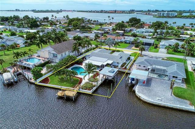 1435 Deer Creek Drive, Englewood, FL 34223 (MLS #A4481663) :: Premium Properties Real Estate Services
