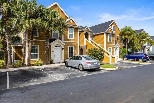 5550 Rosehill Road #101, Sarasota, FL 34233 (MLS #A4481676) :: RE/MAX Premier Properties