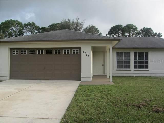4147 Mokena Avenue, North Port, FL 34286 (MLS #A4481691) :: Pristine Properties