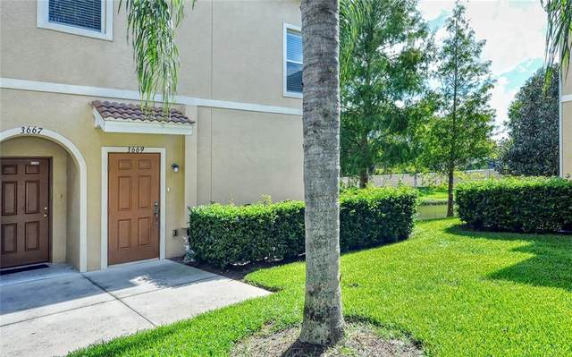 3669 Parkridge Circle 9-204, Sarasota, FL 34243 (MLS #A4481748) :: Bridge Realty Group