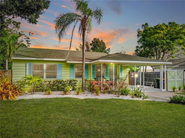 2107 Orchid Street, Sarasota, FL 34239 (MLS #A4481792) :: Dalton Wade Real Estate Group
