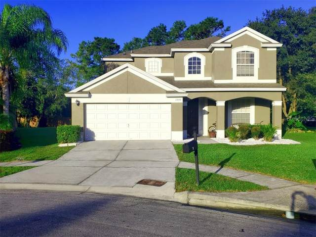 1606 Fiddlewood Court, Casselberry, FL 32707 (MLS #A4481796) :: Gate Arty & the Group - Keller Williams Realty Smart