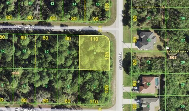 13507 Tolman Avenue, Port Charlotte, FL 33953 (MLS #A4481802) :: Griffin Group