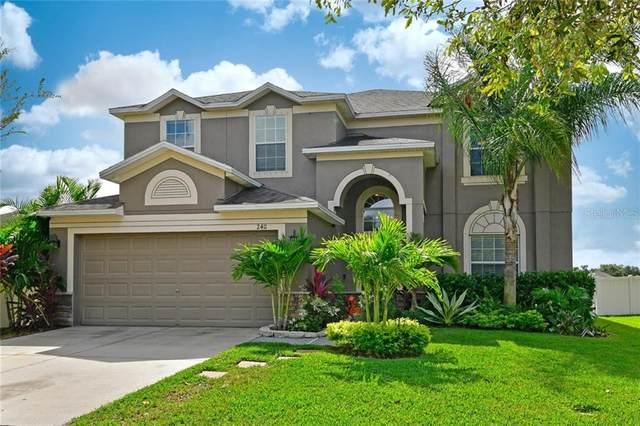 2411 Birds Eye Court, Ruskin, FL 33570 (MLS #A4481804) :: Griffin Group