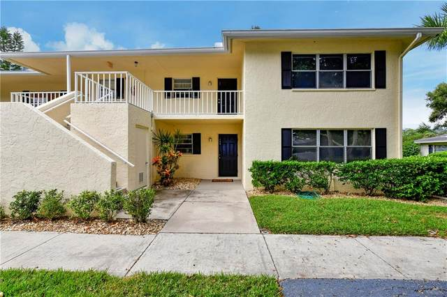 7860 Palm Aire Lane #106, Sarasota, FL 34243 (MLS #A4481865) :: The Robertson Real Estate Group