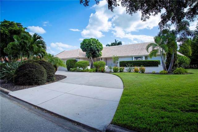 320 Bob White Way, Sarasota, FL 34236 (MLS #A4481884) :: McConnell and Associates