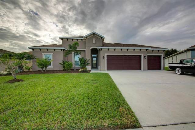 1020 116TH Street E, Bradenton, FL 34212 (MLS #A4481962) :: Keller Williams on the Water/Sarasota