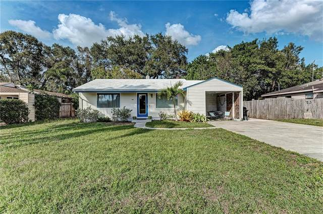 2165 Orchid Street, Sarasota, FL 34239 (MLS #A4482022) :: The Robertson Real Estate Group