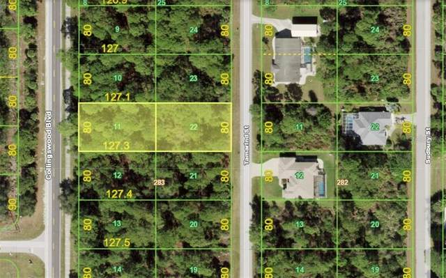 3156 Collingswood Boulevard, Port Charlotte, FL 33948 (MLS #A4482056) :: The Duncan Duo Team
