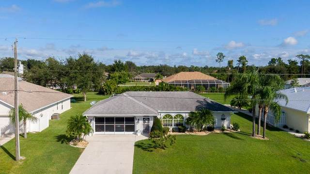 27533 Tierra Del Fuego Circle, Punta Gorda, FL 33983 (MLS #A4482090) :: Armel Real Estate