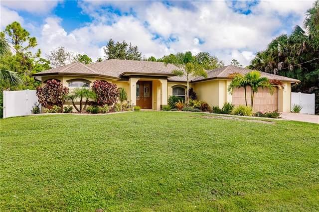 3530 Wenona Drive, North Port, FL 34288 (MLS #A4482226) :: Keller Williams on the Water/Sarasota
