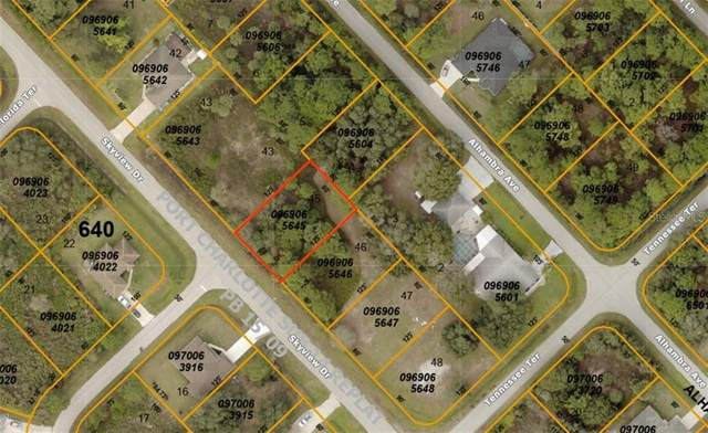 0969065645 Skyview Drive, North Port, FL 34291 (MLS #A4482257) :: EXIT King Realty