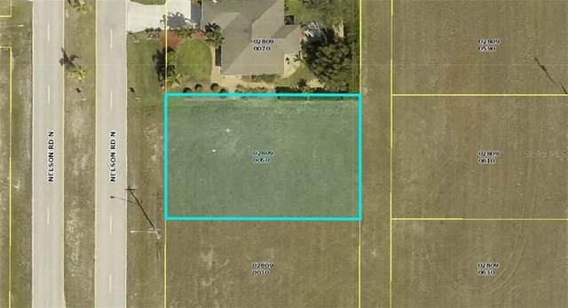 2409 Nelson Road N, Cape Coral, FL 33993 (MLS #A4482281) :: Young Real Estate
