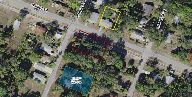 W Pine Street, Arcadia, FL 34266 (MLS #A4482359) :: U.S. INVEST INTERNATIONAL LLC