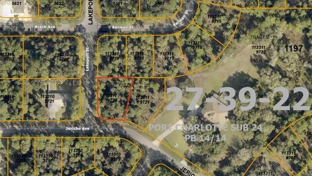 1133119720 Jericho Avenue, North Port, FL 34288 (MLS #A4482362) :: Real Estate Chicks