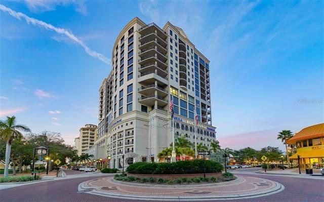50 Central Avenue 16A, Sarasota, FL 34236 (MLS #A4482401) :: The Light Team