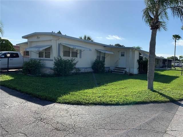 420 49TH Street E #91, Palmetto, FL 34221 (MLS #A4482430) :: Real Estate Chicks