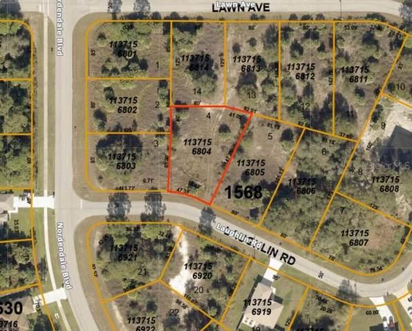 Laughlin Road, North Port, FL 34288 (MLS #A4482484) :: Bustamante Real Estate