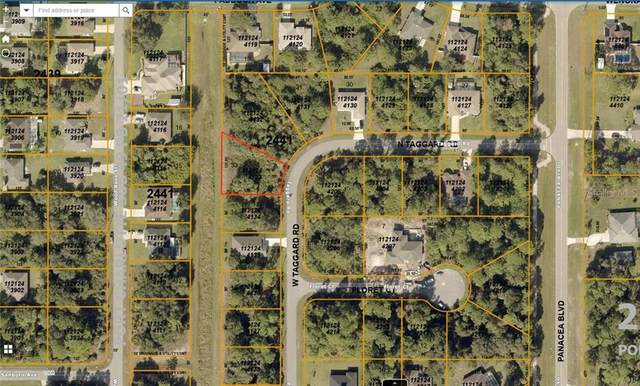 W Taggard Road, North Port, FL 34288 (MLS #A4482591) :: Griffin Group
