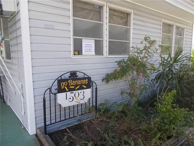 1503 21ST Avenue W, Bradenton, FL 34205 (MLS #A4482877) :: Dalton Wade Real Estate Group