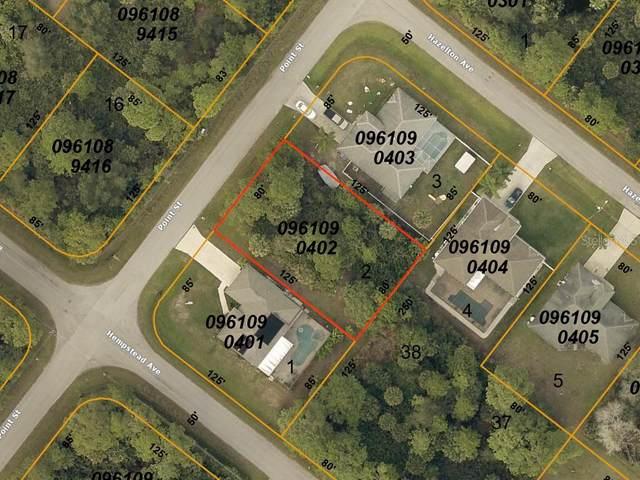 Point Street, North Port, FL 34286 (MLS #A4483001) :: Delgado Home Team at Keller Williams