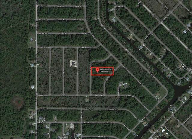 482 Reese Street, Port Charlotte, FL 33953 (MLS #A4483076) :: Griffin Group