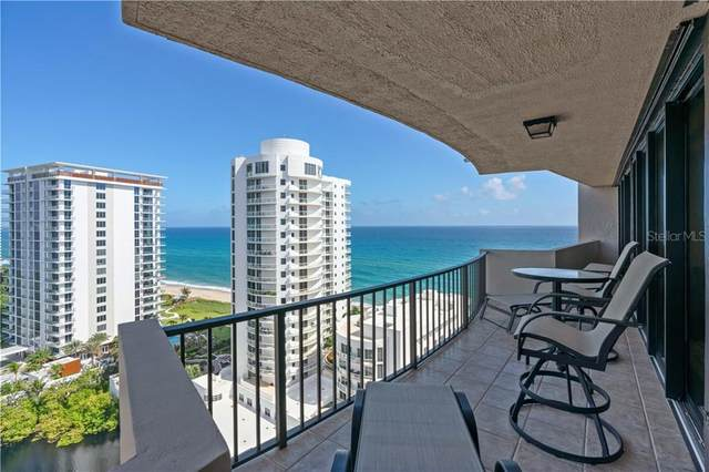 4200 N Ocean Drive 2-1801, Riviera Beach, FL 33404 (MLS #A4483113) :: Positive Edge Real Estate